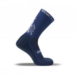 Chaussettes SOXPRO Grip & Anti Slip bleu foncé