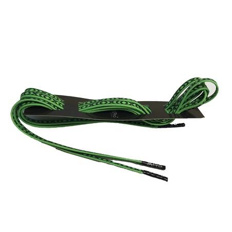 Lacets LaceXPro vert