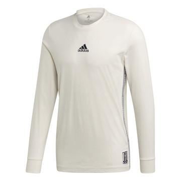T-shirt manches longues Real Madrid blanc 2019/20
