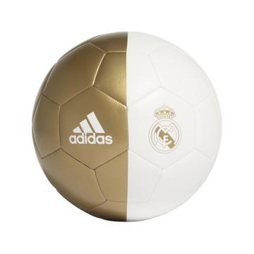 Ballon Real Madrid blanc or 2019/20