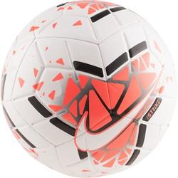 Ballon Nike Strike blanc orange 2019/20