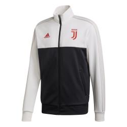 Veste survêtement Juventus 3S blanc rouge 2019/20