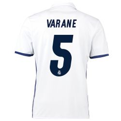 Maillot Varane Real Madrid 2016 - 2017