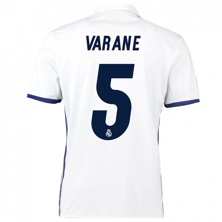 Maillot Varane Real Madrid 2016 - 2017
