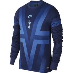 Maillot avant match manches longues Tottenham bleu 2019/20