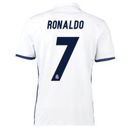 Maillot Cristiano Ronaldo Real Madrid domicile 2016 - 2017