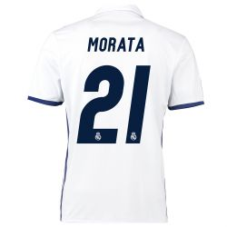 Maillot Morata Real Madrid domicile 2016 - 2017