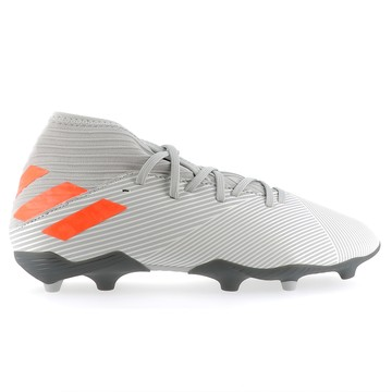 Nemeziz 19.3 junior FG gris orange