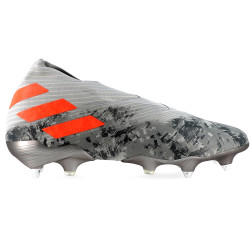 NEMEZIZ 19+ Laceless SG gris orange