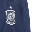 Veste survêtement junior Espagne bleu foncé 2020