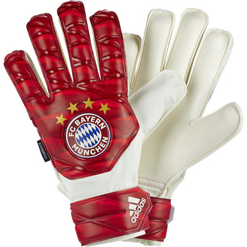 Gants Gardien junior Bayern Munich rouge