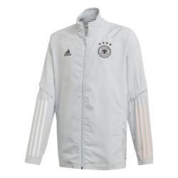Veste survêtement junior Allemagne gris 2020