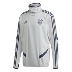Sweat col montant Bayern Munich gris 2019/20