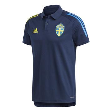 Polo Suède bleu 2020
