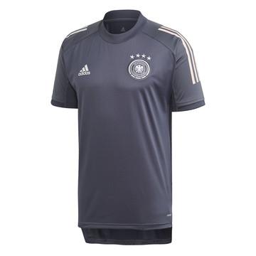 Maillot entraînement Allemagne gris foncé 2020