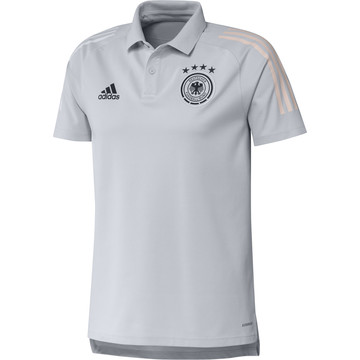 Polo Allemagne gris 2020