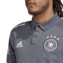 Polo Allemagne gris foncé 2020