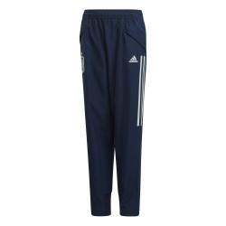 Pantalon survêtement junior Espagne bleu 2020