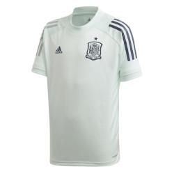 Maillot entraînement junior Espagne vert 2020