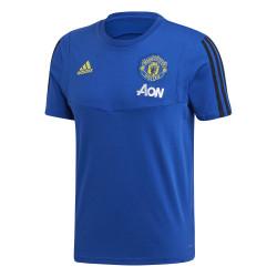T-shirt Manchester United bleu jaune 2019/20