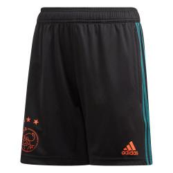 Short entraînement Ajax Amsterdam noir vert 2019/20