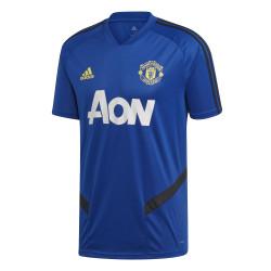 Maillot entraînement Manchester United bleu noir 2019/20