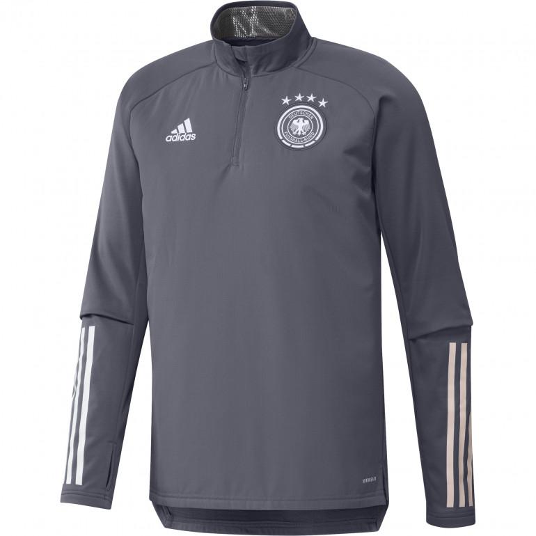 Sweat entraînement Allemagne gris foncé 2020