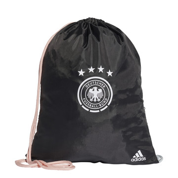 Sac de gym Allemagne noir 2020