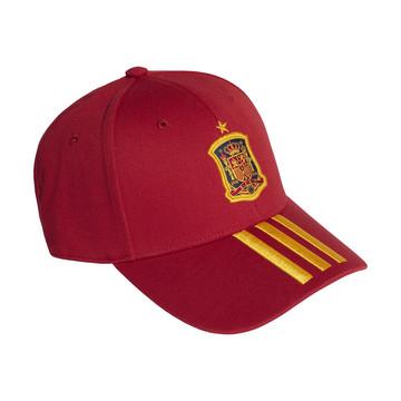Casquette Espagne rouge 2020
