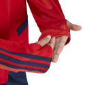 Sweat entraînement junior Arsenal rouge bleu 2019/20