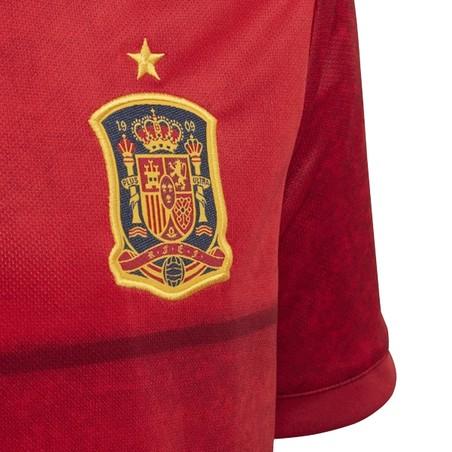 Maillot junior Espagne domicile 2020