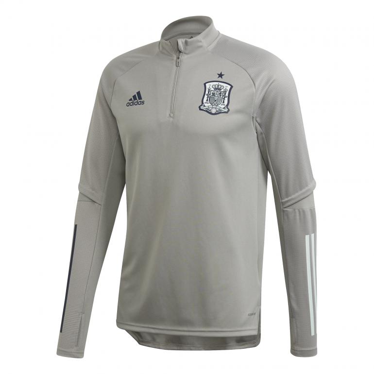 Sweat entraînement Espagne gris 2020
