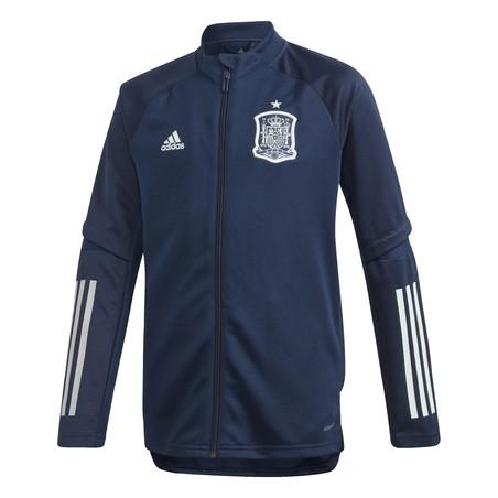 Veste entraînement junior Espagne bleu foncé 2020