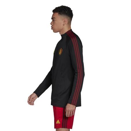 Veste survêtement Anthem Belgique noir rouge 2020