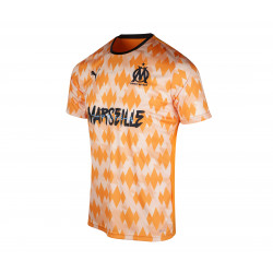 Maillot OM Acid Influence orange 2019/20