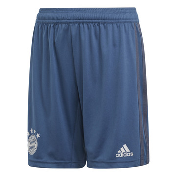 Short entraînement junior Bayern Munich bleu 2019/20