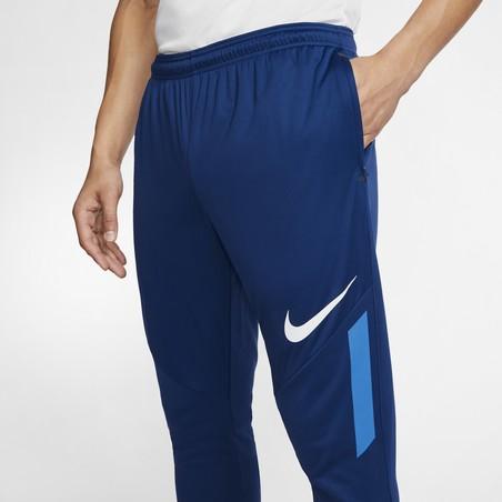 Pantalon survêtement Nike Therma Shield bleu
