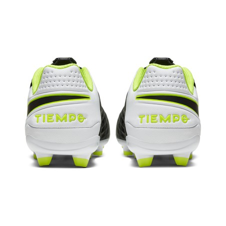 Tiempo Legend VIII junior Academy FG/MG noir blanc
