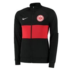 Veste survêtement Eintracht Francfort noir rouge 2019/20