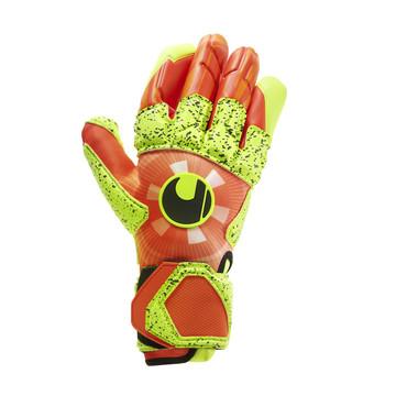 Gants gardien Uhlsport Dynamic Impulse SuperGrip jaune orange