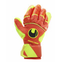 Gants Uhlsport Dynamic Impulse Absolute Reflex jaune orange