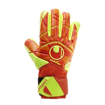 Gants Gardien Uhlsport Dynamic Impulse AbsolutGrip rouge 2019/20