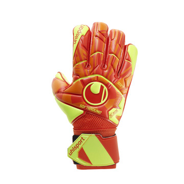 Gants Gardien Uhlsport Dynamic Impulse Soft Flex Frame rouge 2019/20