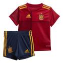 Tenue bébé Espagne domicile 2020