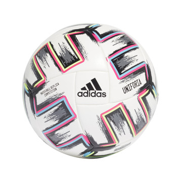 Ballon Euro Match Uniforia blanc 2020