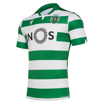 Maillot Sporting Portugal domicile 2019/2020