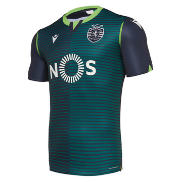 Maillot Sporting Portugal extérieur 2019/2020