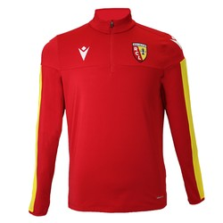 Sweat zippé RC Lens rouge 2019/2020
