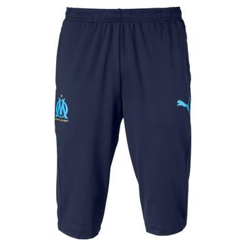 Pantalon survêtement 3/4 OM bleu 2019/20