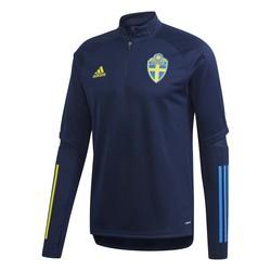 Sweat zippé Suède bleu 2020
